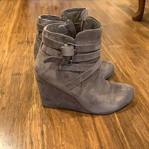 Madden NYC Viceroy Ankle Boots
